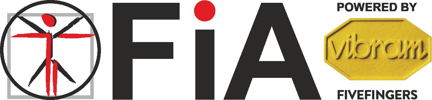 logo fia corto black